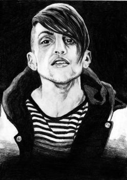 Mitch Grassi (10-10-2015) by xstorradax
