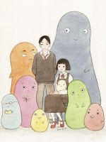Imaginary Family by cocon