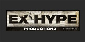 Ex Hype Productionz Logo Pitch by kuraden
