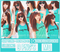 Kim Shin Yeong (ULZZANG) - PACK PNG#02 by JeffvinyTwilight