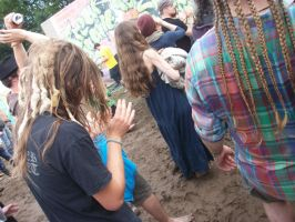 Dreads at BurgHerzbergFestival12 by Dominik19