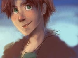Hiccup says by avatarmirai