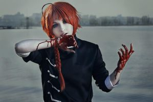 Yato: I want to Soak my Soul in your Blood by Kiri-Theme