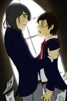 Frerard: Tell Me by Hootsweets