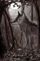 Into the Woods by MichellePrebich