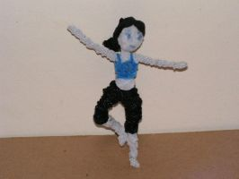 Wii Fit Trainer by fuzzyfigureguy