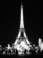 Paris je t'aime II by InkLullaby