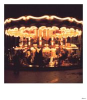 Old Carouselle by ketoo