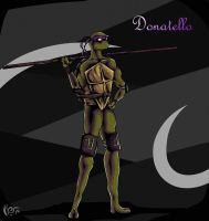 Donatello by lupus-miles
