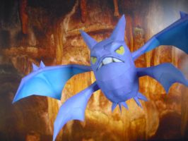 Crobat papercraft by TimBauer92