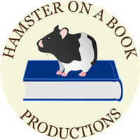 Hamster On A Book logo by memoire-blanche