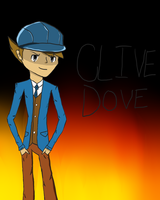 Clive Dove by constantlyBuzzing