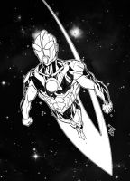 Retro Ultraman by Jonboy007007