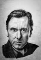 Tim roth - Cal Lightman by coralusek