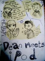 Dean meets ipod by cullenkyo