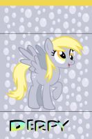 Derpy Hooves iPhone 4 Wallpaper by AceofPonies
