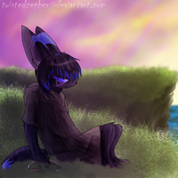 Sorrowful Sunset by TwistedZepher