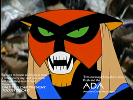 A Message from Brak by DalekOfBorg