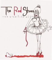 The Red Shoes by zdecemberz