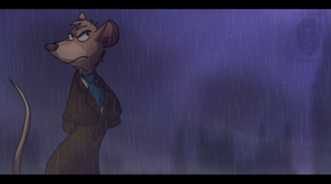 Hard Rain by DeadRussianSoul