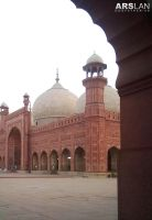 Grand Mosque_Lahore by DOGFATHER-X9