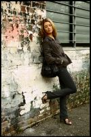Ingrid - painted wall 2 by wildplaces