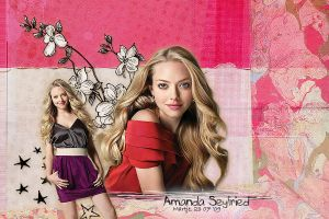 Amanda Seyfried by in-a-daydream