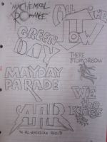 Bands by Mrmr-Hearts-Every1