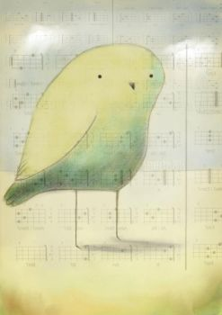 Yellow Bird (chords) by SethFitts