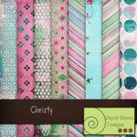 christy-paper street designs by paperstreetdesigns