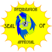 Bpendragon Seal of Approval by bpen42