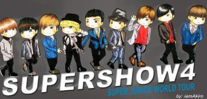 Super Show 4 poster- Group by iamAkiro
