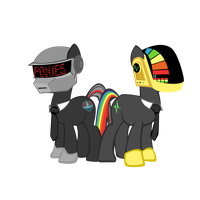 Daft Pony by Aeroflyte