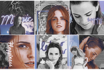 Emma Watson icon pack by Blowthat