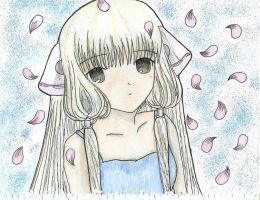Chii Sketch by Pastelistic