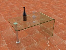 table by implantant