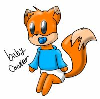Commission [baby conker] by yoshiyoshi700