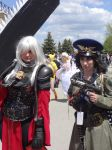 Anime North 2014 - 2 Girls by jussicpark