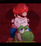 .Mad. Man. Mario. by faster-by-choice
