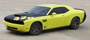 2009 Dodge Challenger 1320 by TheCarloos