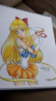 sailor venus by xXChrissy87Xx