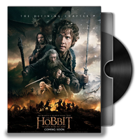 The Hobbit - The Battle Of The Five Armies by nate-666