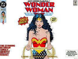 Wonder Woman #63 by Superman8193
