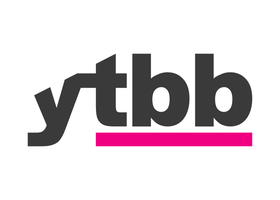 YTBB Logo: 2nd Option by miksago