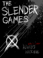 The Slender Games Cover by Py-Bun