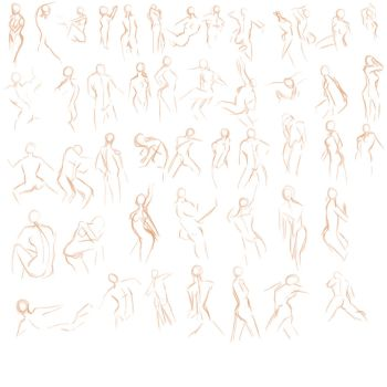Gestures 30secs 1/20/13 by FrostDominion