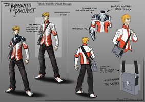 The Memento Project: Tetch Concept by VexusVersion