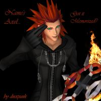 Axel - Got It Memorized? by dnxpunk