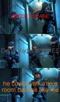 Colonel Radec LIKE A BOSS by M-Greg