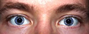 My eyes. by SCHTARKs-FOTO